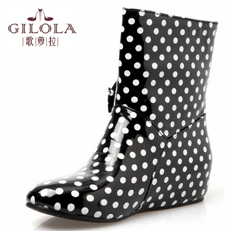 size 34-43 new 2016 ankle rain boots snow women boots autumn womens boots rainboots shoes woman best #Y1143841F<br><br>Aliexpress