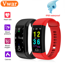 Buy F07 Smart bracelet heart rate monitor Blood Pressure Fitness Tracker smartband sport watch ios android PK xiaomi mi band 2 for $23.40 in AliExpress store