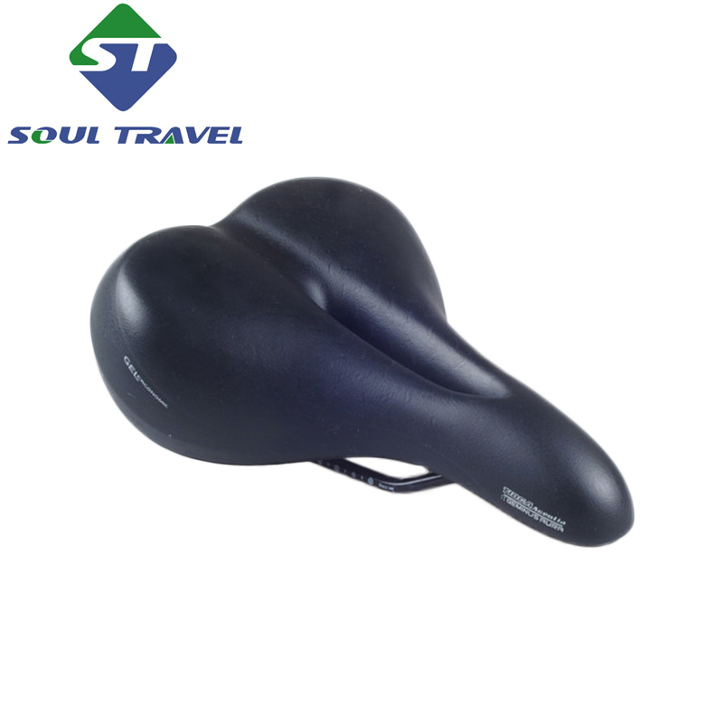Soul Travel Mountain Bicycle Saddle Seat Pad Gel Cover Leather Silicone Cushion Hollow Breathable Cycling Bike Saddle Mtb New<br><br>Aliexpress
