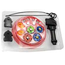 Metal Master Fusion Fight Spinning Beyblade Set Kids Classic Toys
