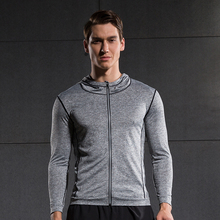 Men Running Run Jacket Sweaters Compression Tights Fitness Excercise Outdoor Sports Soccer Football Gym Jogging Jogger Jackets