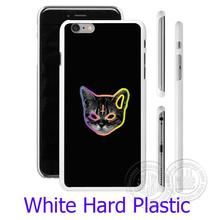 Odd Future Cat Nice Ofwgkta Golf Wang White Phone Case for iPhone 5S 5 SE 5C 4 4S 6 6S 7 Plus Cover ( Soft TPU / Hard Plastic)