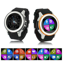 2016 Smart Watch Android S7 Waterproof GPS Navigation FM Radio 3G WCDMA SIM Smartwatch Camera WiFi Hand Free Wearable Device
