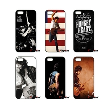 For HTC One M7 M8 M9 A9 Desire 626 816 820 830 Google Pixel XL One plus X 2 3 Bruce Springsteen born to run Ring Holder Case