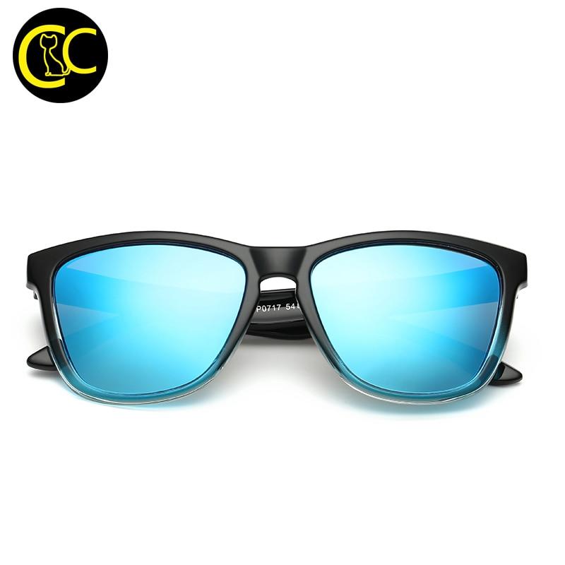 Fashion Polarized Sports Sunglasses Men Outdoor Famous Brand Mirror Lens Square Eyewear Women Sun Glasses Oculos De Sol CC0806<br><br>Aliexpress