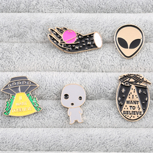 Micro chapter fashion jewelry charm women Girls clothing accessories Pin brooch act the role ofing is tasted