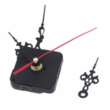 Professional And Practical Quartz Wall Clock Movement Mechanism DIY Repair Tool Parts Kit with Blue Hands(China)