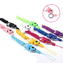 Cell Phone Mobile Neck Chain detachable Straps Camera Straps Key Keychain Charm DIY Hang Rope  security Lariat Lanyard
