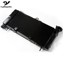 Motorcycle Radiator For Honda CB600 CB600F Hornet CB 600 600F 1998 1999 2000 2001 Aftermarket Replacement Aluminum Water Cooling(China)