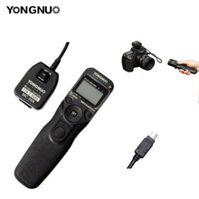 Yongnuo MC-36R N3 Wireless Timer Remote Shutter Release For Nikon D7200, D7100, D7000, D5200, D5100, D5000, D3000 D90(China)