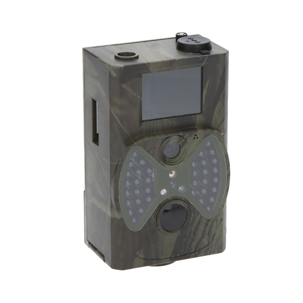12 Languages HD Digital Infrared Scouting Camera 12MP Trail Camera Portable Wildlife Hunting Camera 940nm IR LED (7)