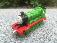 TT03-- Learning Curve Thomas & Friends Take N Play Metal Diecast Vehicle Henry Toy Train New Loose