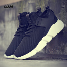 Buy 2018 New Simple Men Running Shoes Summer Autumn Breathable Mesh Boy Red Sneakers Male Outdoor Sport Light Trainers jogging shoes for $12.00 in AliExpress store