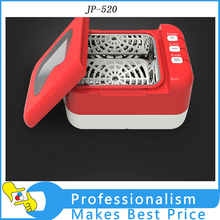 Good Quality  JP-520 Ultrasonic Cleaner 200ML 15W Denture Cleaning Machine