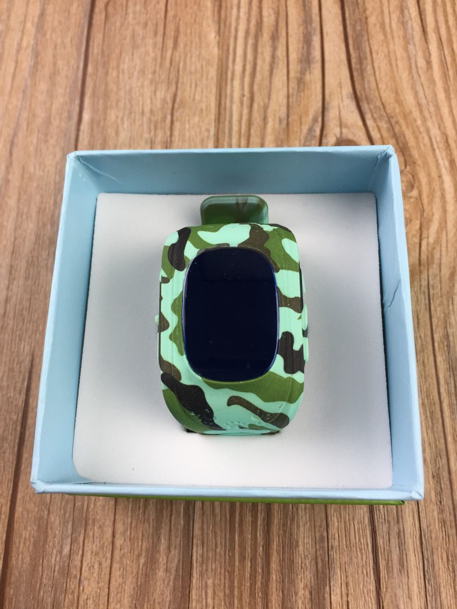 image for Original Q50 GPS Smart Kid Safe Watch SOS Call Location Finder Locator