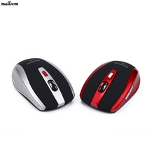 2017 Optical Mouse Mini Mouse Wireless Mini Bluetooth 3.0 6D 2400DPI Optical Gaming Mouse Mice for Laptop #719