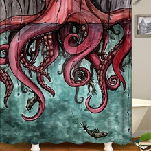 Buy Octopus Shower Curtain And Get Free Shipping On AliExpress