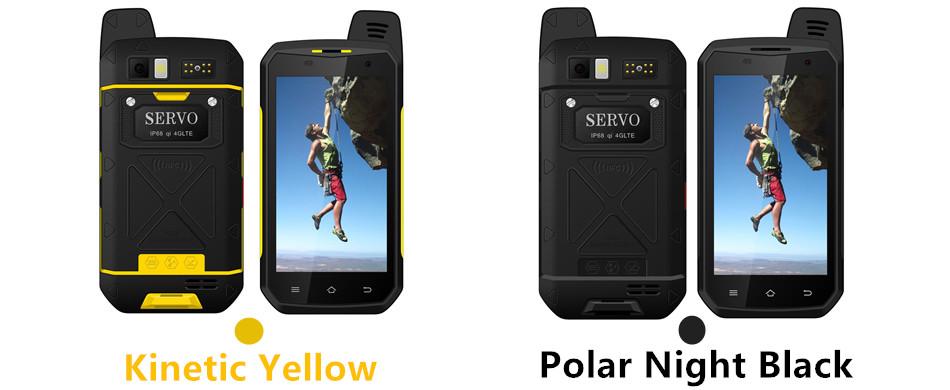 SERVO-B6000 Black__