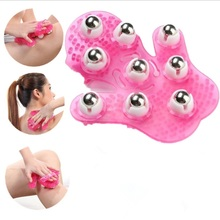 Body Massage Glove Palm Can Be Rotated In 360 degrees Massage Brush From Head to Toe