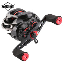 SeaKnight VIPER HG Baitcasting Reel 6.3:1/7.0:1 12BB 210g Super Light Bait Casting Fishing Reel Dual Brake System Carp Fishing