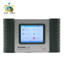 Big Promotion!!  100% Original AUTOBOSS V30 Vehicle Diangnostic Computer Update Online AUTOBOSS V30 Auto Scanner Free Shipping