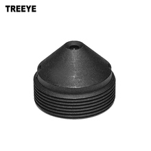 "TREEYE 3Megapixel HD 3.7mm Pinhole CCTV Lens IR M12 Lens Support 92Degrees F2.4 1/3"" No Distortion Lens Constucture 5G MOD 20cm"