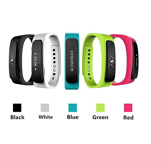 Smart Bracelet Wristband Bluetooth Earphone headset font b Headphone b font For Android IOS
