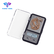 FGHGF 200g X 0.01g Mini Precision Digital Scales Gold Bijoux Sterling Silver Jewelry Scale Milligram Electronic Weighting - ECOBULL Tools Store store