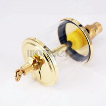 "Buy 3/8"" BSP Male x 2-1/2"" Outer Diameter Brass Sight Gravity Drip Feed Oiler Lubricator Oil Cup Hit Miss Engine"