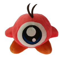 Kawaii 13cm Kirby Waddle Doo Big Eye Plush Stuffed Toy Free Shipping(China)