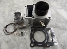 Water Cooled Cooling 67MM 250CM3 LIFAN LF CG250 Motorcycle Cylinder Kits With Piston And 16MM Pin