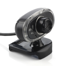 12M Pixels HD Webcam Computer Camera Built-in Microphone Rotatable Manual Adjustable Focus for Video Chatting Calling CX15
