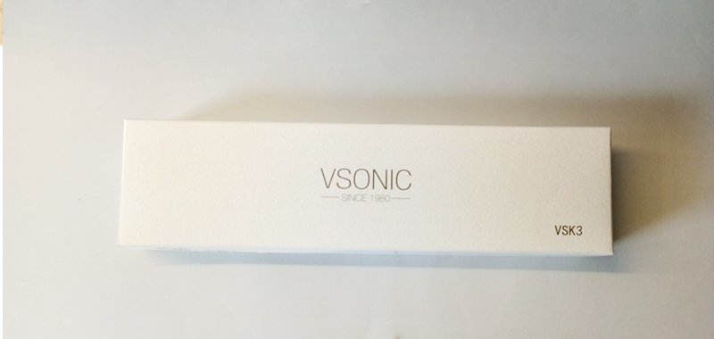 VSONIC VSK3 microhone Original HIFI In-line control Earphones 3.5mm Earphone 1.3m Music Stereo For Smartphone