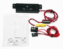 F05778 G.T.Power RC Car Voice Sound System / Loudspeaker Model Car Parts Audio Accessories(China)