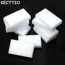 10PCS White Magic Sponge Eraser Melamine Cleaner Multi-Functional Kitchen Bathroom Cleaning Tools Nano Sponge New Arrival(China)