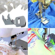 2 Pcs Ruffler Hem Presser Foot Feet For Sewing Machine Singer Janome Kenmore Juki Toyota Home Supplies DIY Tools
