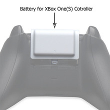 Game Accessories for XBox One (S) Rechargeable Lithium Battery Pack with Charging Cable Rechargeable Battery for XBox One (S)