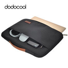 "dodocool 13 Inch Computer Laptop Bag Handbag Shell Bag Protective Case Pouch Cover For 13"" Macbook Pro Air 12.9"" iPad Pro More"