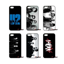 For iPod Touch iPhone 4 4S 5 5S 5C SE 6 6S 7 Plus Samung Galaxy A3 A5 J3 J5 J7 2016 2017 U2 Bono Joey Ramone band Case Cover