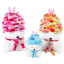 35cm Super Cute Rabbit Plush Stuffed Toys  MashiMaro Doll  Children Gift Birthday Present Christmas gift
