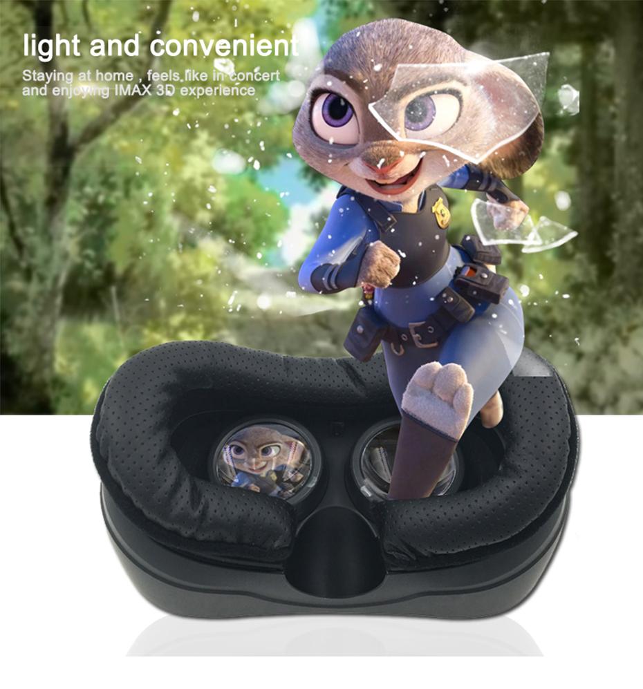 Compre Vr Caixa 3d Óculos De Realidade Virtual Para Pc Ps4 Xbox One ... 7cfc407c86