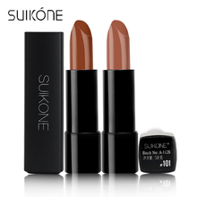 Popular Hot Sale Super Nude Lips Rouge Matte Silky Lipstick Long Lasting Waterproof Batom Professional Matte LipSticks Lip kit