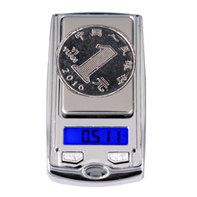 high accuracy 0.01g 100g digital display mini pocket jewelry silver scale car key design household weighing 17% off(China)