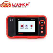 100% Original Launch Creader CRP123 Auto Code Reader Launch CRP123 CRP 123 OBD2 EOBD Professional Scanner Dhl free