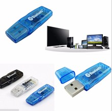 2016 new Wireless Bluetooth 100m USB 2.0 Dongle Adapter for Computer PC Laptop Cellphone