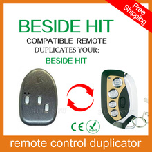 100% copy fixed code Universal RF Remote Control Duplicator for Garage Door beside hit remotes Copy BESIDE HIT