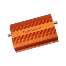 high quality CDMA980 Repeater , 70dB LTE UMTS GSM CDMA 850MHz Mobile Phone Repeater Signal Booster