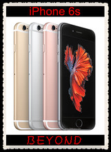"Apple iPhone 6s Original Factory Unlocked Mobile Phone 4G LTE 4.7"" Dual Core A9 12MP RAM 2GB ROM 16GB/64GB/128GB Cell phone"