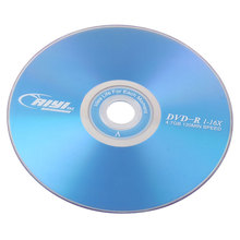 New Blank Recordable Printable DVD-R DVDR Blank Disc Disk 8X Media 4.7GB #10403(China)