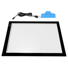 LED Tracing Light Board Drawing Box Pad Table Stencil Display Artist AH212